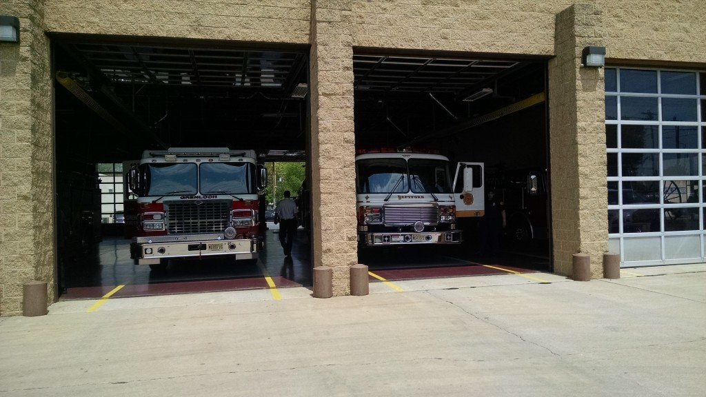 Ladder 926 Covers Glassboro Fire Department