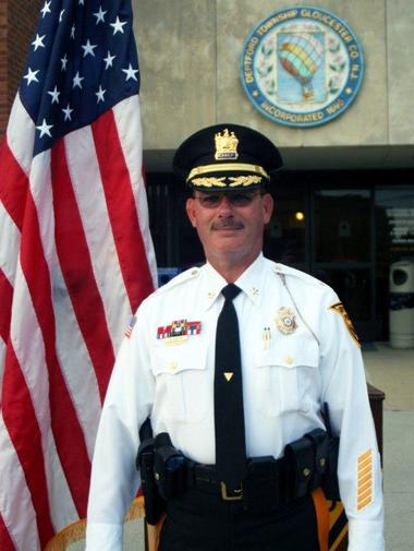 Message to residents from Deptford Police Chief William Hanstein