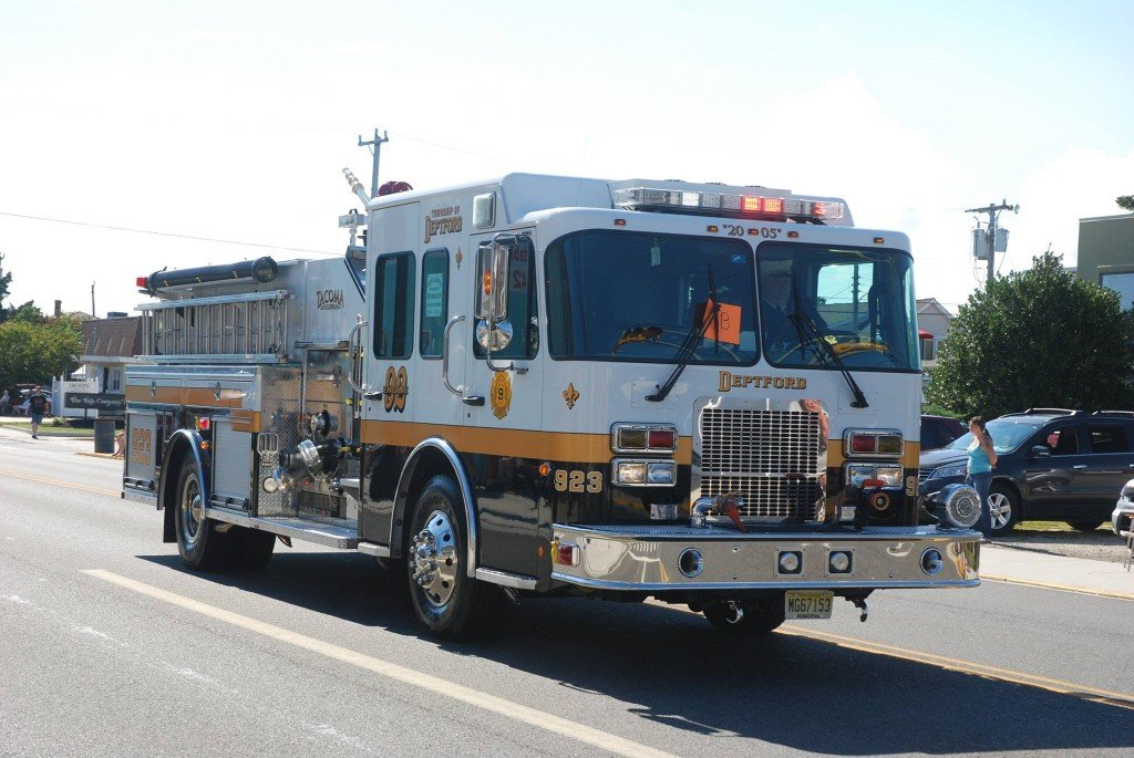 Deptford Fire Department Take Top Honors at 2015 New Jersey State Convention In Wildwood