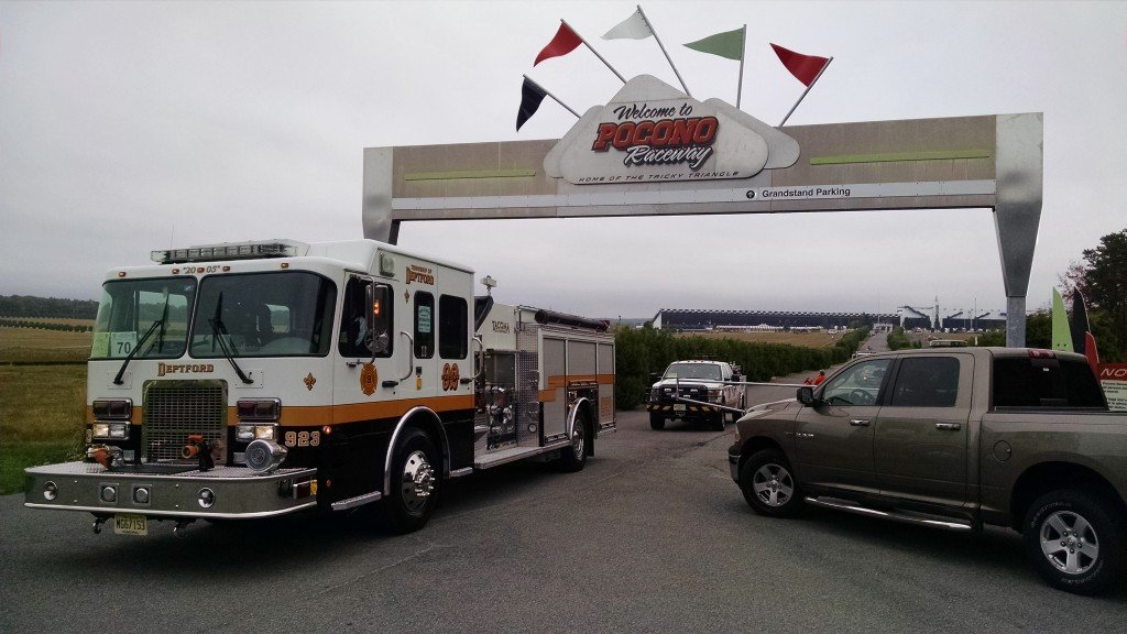 Deptford Fire Department's Tacoma Boulevard Station Take Top Honors at the PA State Fireman's Convention