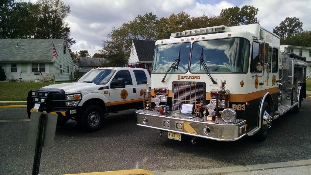 Oak Valley Fire Co Ron Newman Open House