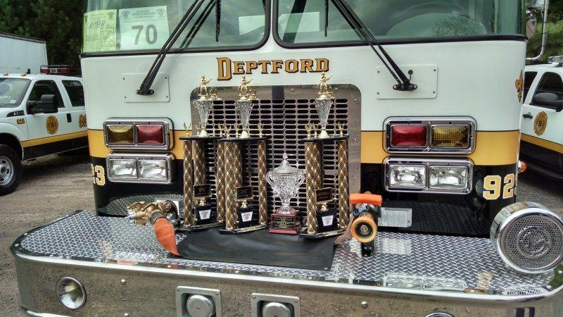 Deptford Fire Department's Tacoma Boulevard Station Take ...