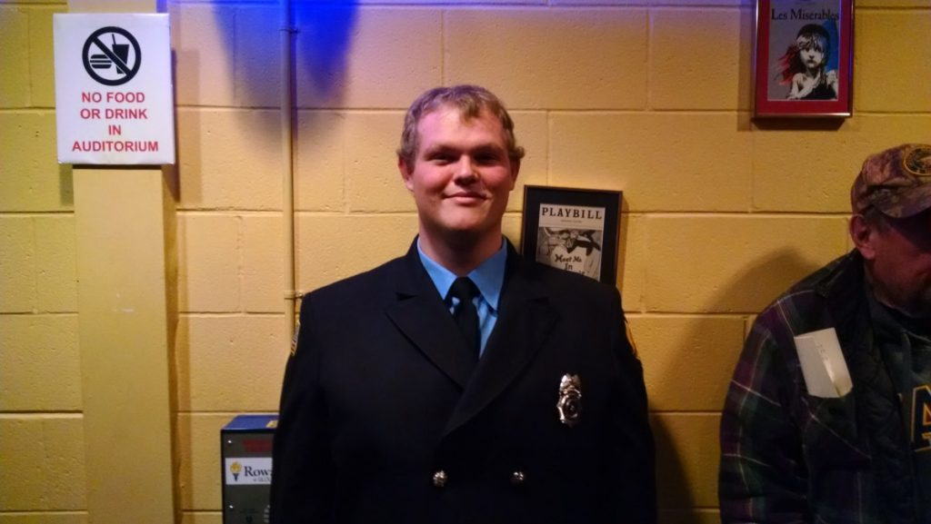 Deptford Fire Department Graduates One From Gloucester County Fire Academy