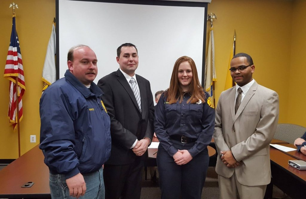 Deptford Fire Department Hires Additional Staff, Including The First Female Firefighter