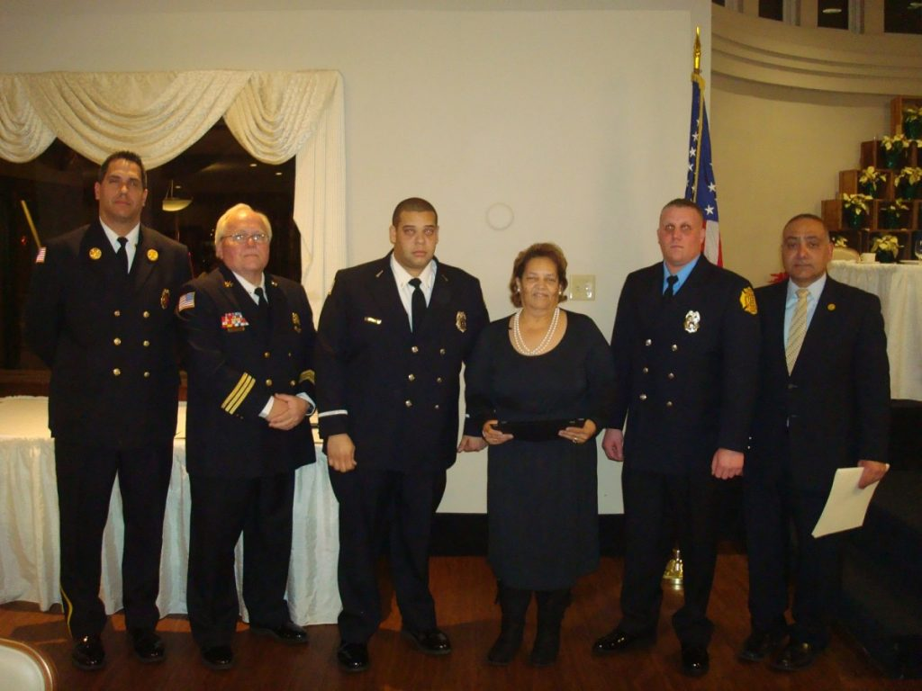 Deptford Firefighters Receive Awards At Annual Gloucester County Chiefs Banquet