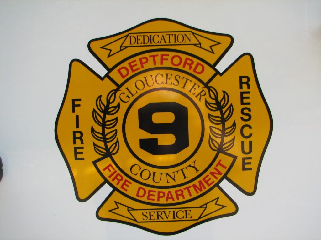 Thank You To The Voters of Deptford For Supporting The Deptford Fire Dept.