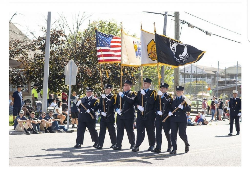 Deptford Fire Department Wins Many Awards At Annual Firemen's Convention Parade in Wildwood.