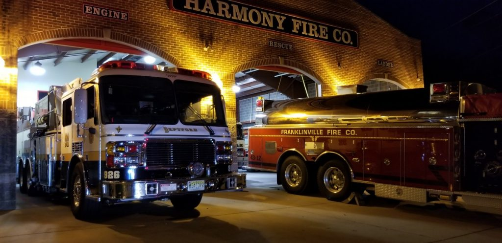 Tower 926 Responds To Task Force Cover At Station 23-1