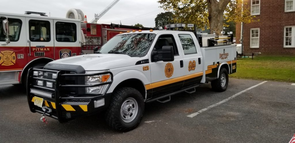 Tacoma Boulevard Station Participates In Glassboro FD Truck and Treat