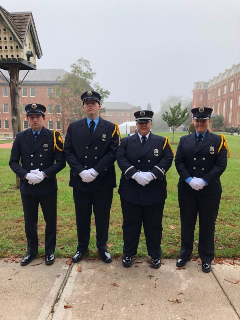 Deptford Fire Department Represented At The 37th Annual National Fallen Firefighters Memorial Service In Emmitsburg MD